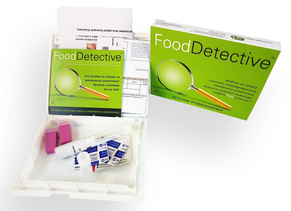 Test FoodDetective™